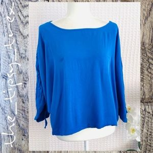 1. State Open Back Cropped Top L